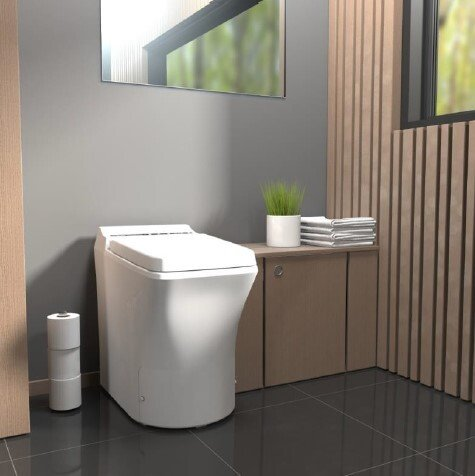 View our incinerating toilet models