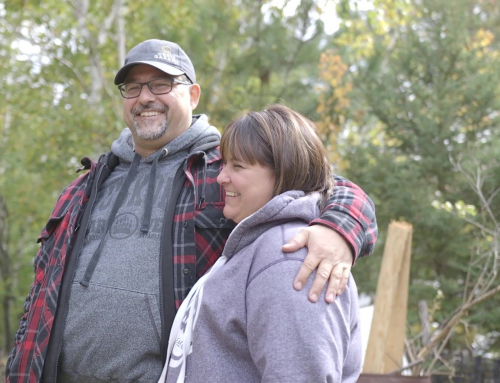 Why these Island Cottagers said NO to a composting toilet and a septic system
